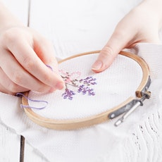 Hand Embroidery Workshop tickets