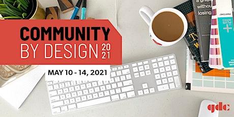 Community by Design Week tickets