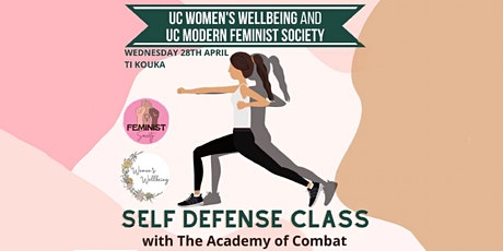 Self Defence with Women's Wellbeing and UC Modern Feminist Society tickets