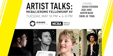 Artist Talks: MCBA/Jerome Fellowship XV tickets