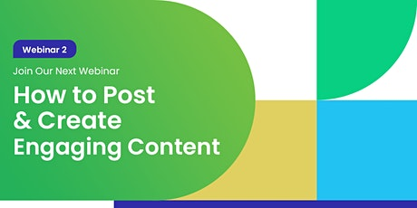 Digital Literacy 101: How to Post & Create Engaging Content tickets