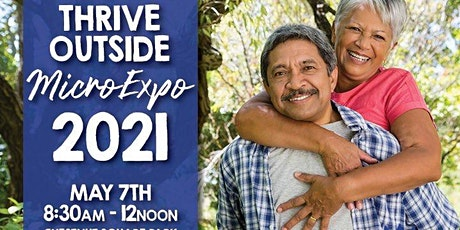 Thrive Outside -MicroExpo 2021 tickets