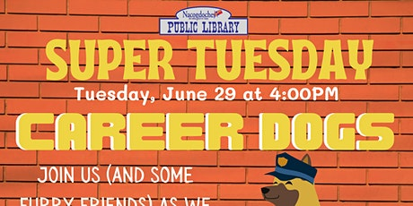 Super Tuesday: Career Dogs tickets
