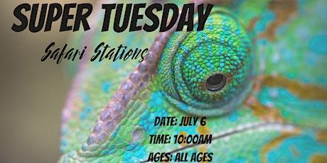 Super Tuesday: Safari Stations tickets