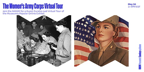 Sundays@Home: The Women's Army Corps, Guest Curator-Led Virtual Tour tickets