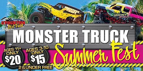 Monster Truck Summer Fest  - Friday, June 4, 2021 tickets