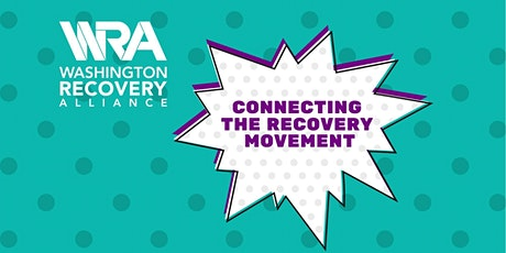 WRA Orientation: Connecting the Recovery Movement tickets