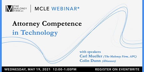 Attorney Competence in Technology tickets