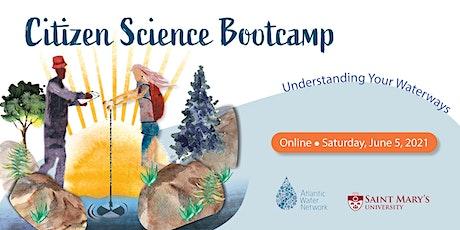 Citizen Science Bootcamp: Understanding your Waterways tickets