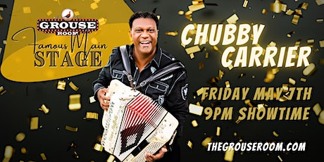 CHUBBY CARRIER & The Bayou Swamp Band tickets