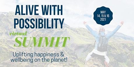 Alive With Possibility Virtual Interactive Summit tickets