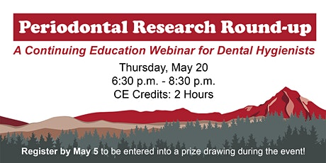 Periodontal Research Round-up tickets