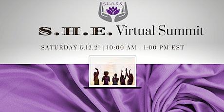S.H.E. Virtual Summit tickets