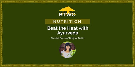 Beat the Heat with Ayurveda tickets