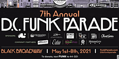 Official Funk Parade 2021 tickets