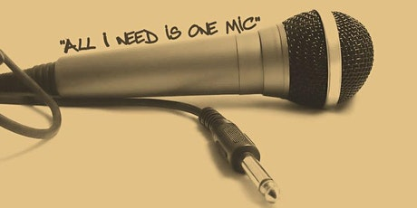 The $1000 One Mic Spoken Word Competition. tickets