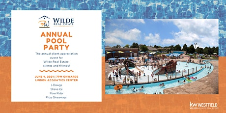 Summer Pool Party tickets