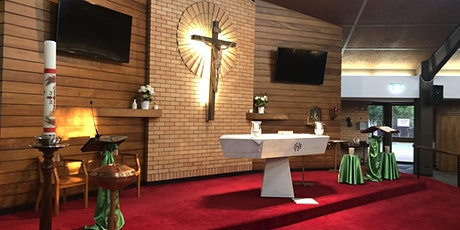 Sixth Sunday of Easter  8:30 AM Mass tickets