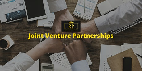 All About Joint Venture Partnerships tickets