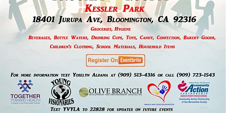 Kessler Park  Pull Up and Pick Up Family Support Day tickets