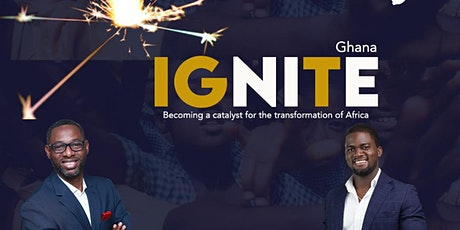 Africa Coaching and Mentorship Initiative - Ignite Ghana tickets