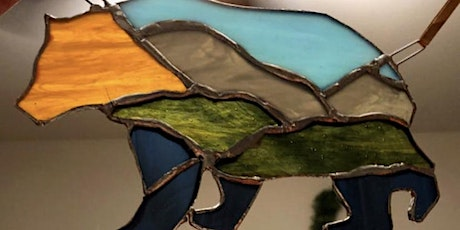 Tiffany Method Stained Glass Bear Class tickets