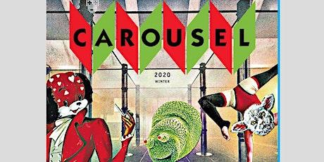 Carousel 44 Virtual Launch tickets