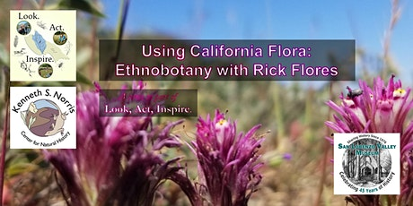 Ethnobotany with Rick Flores tickets