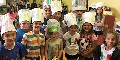 ITALIAN SUMMER CAMP  I (June 14th-18th) (Ages 8-11) IN PERSON tickets