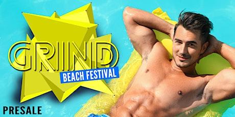 GRIND Beach Festival - Regular Presale Ticket Tickets