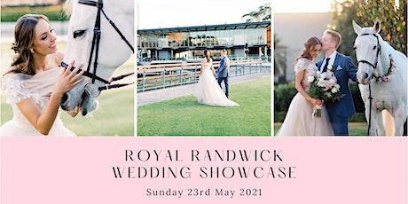 Royal Randwick Wedding Showcase tickets