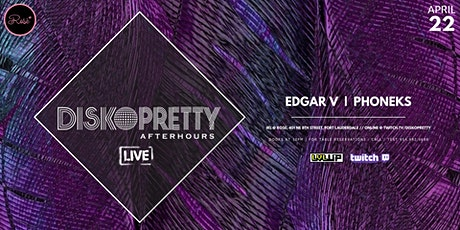 DISKOPRETTY Afterhours LIVE @ Rosé Fort Lauderdale tickets