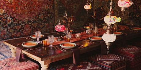 Welcome to Marrakesh | Private Dining at The Grounds of Alexandria tickets