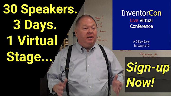 Inventor-Con '21 image
