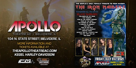 The Iron Maidens tickets