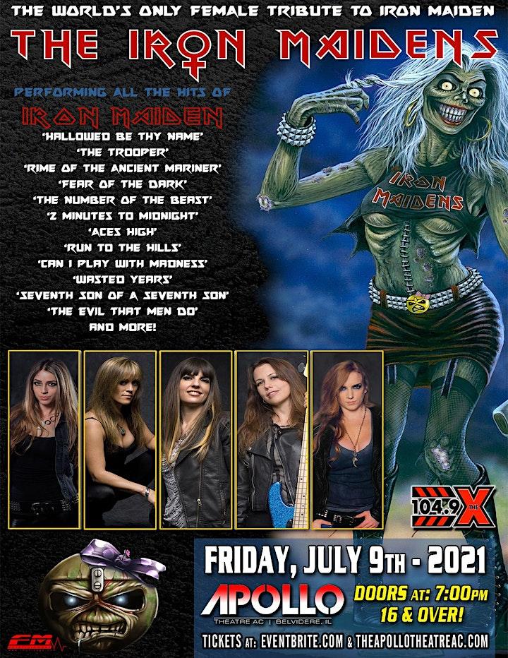 The Iron Maidens image
