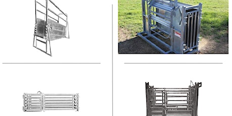 Stock handling and farm technology information day - BALLARAT tickets