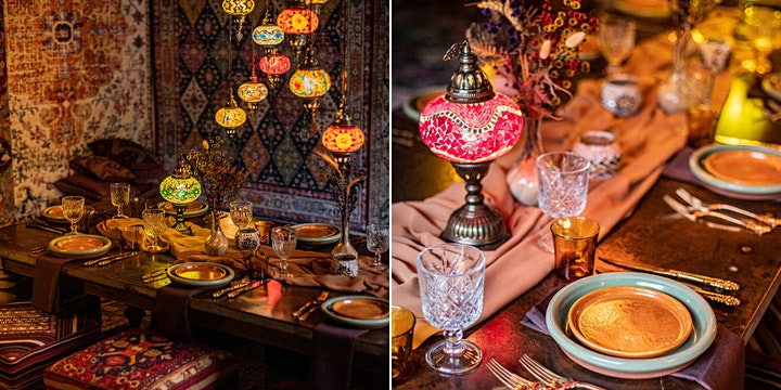 Welcome to Marrakesh | Private Dining at The Grounds of Alexandria image