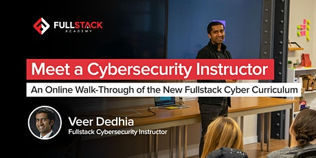 Meet a Cybersecurity Instructor tickets
