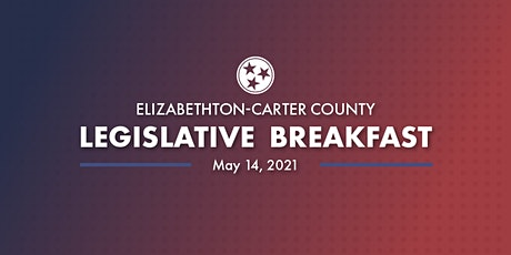 2021 Elizabethton-Carter County Legislative Breakfast tickets