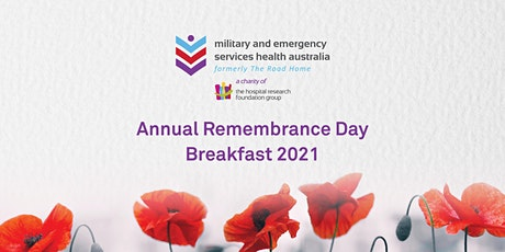 The 14th Annual Remembrance Day Breakfast 2021 tickets