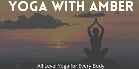 Free Yoga with Amber tickets