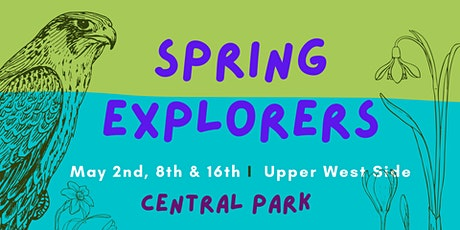 Bitty City Players : Explorer Pods for Kids, Nature Walks  in Central Park tickets