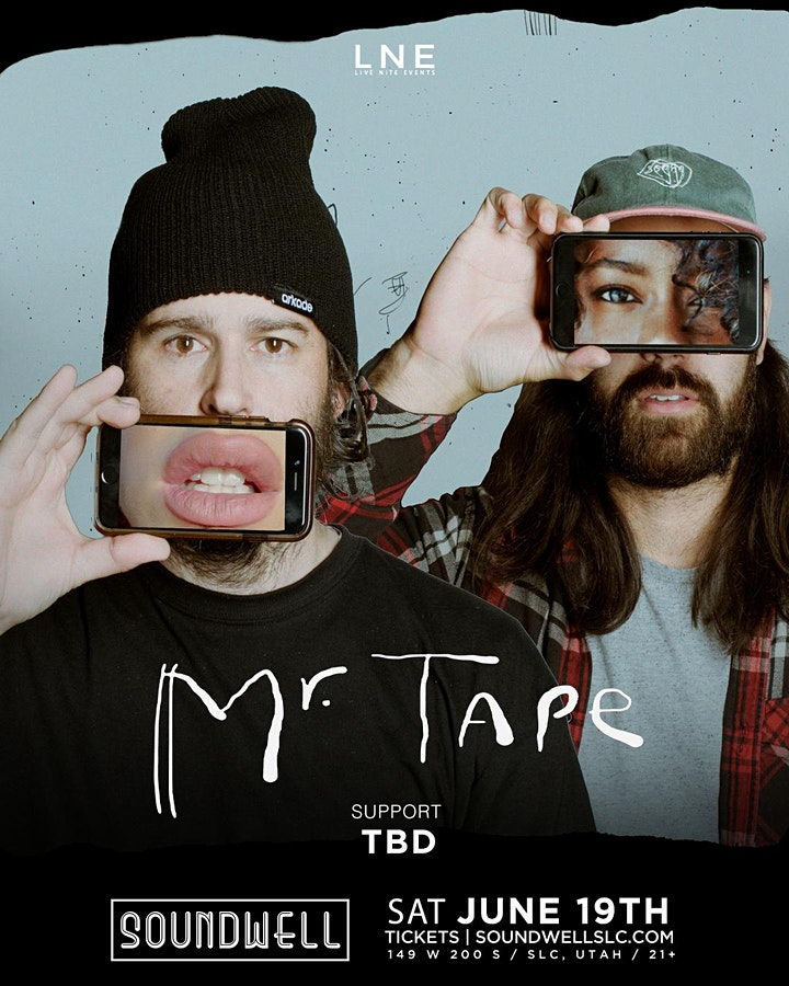 Mr. Tape  at  Soundwell image