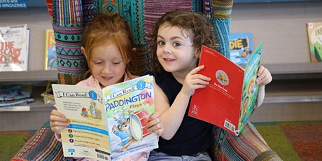 Preschool Storytime at Frankston [3 to 5 years] tickets