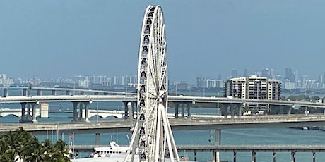 Miami: 90Min Biscayne Bay Cruise & Hop on Hop Off Bus tickets