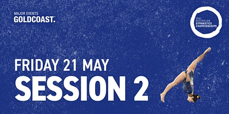 Day 7: Session 2 - 2021 Australian Gymnastics Championships tickets