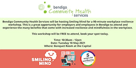 Smiling Mind Resilience Workshop tickets