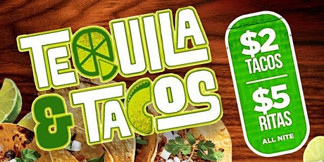 TEQUILA + TACOS AT SEASIDE LOUNGE tickets