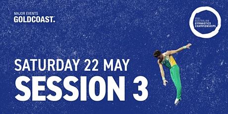 Day 8: Session 3 - 2021 Australian Gymnastics Championships tickets